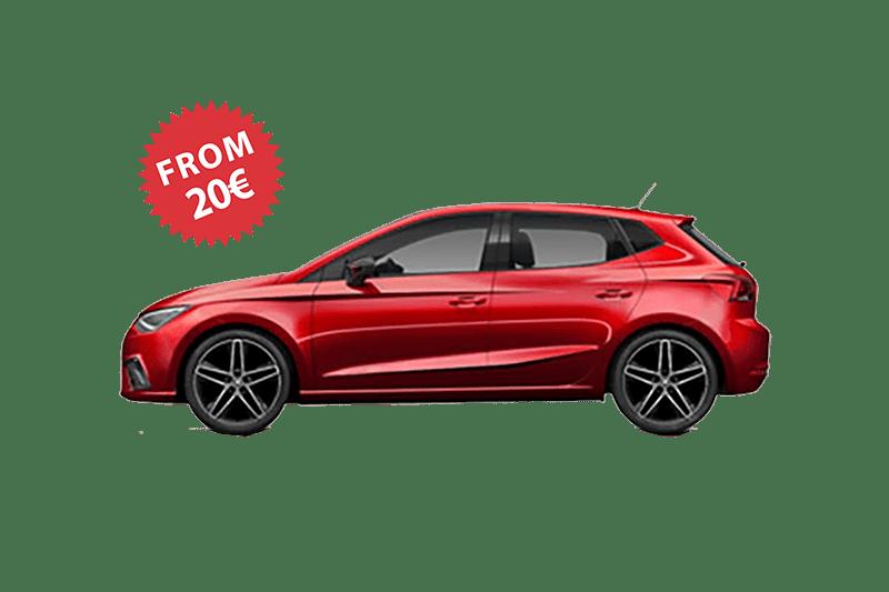 Rent a car Beograd seat ibiza