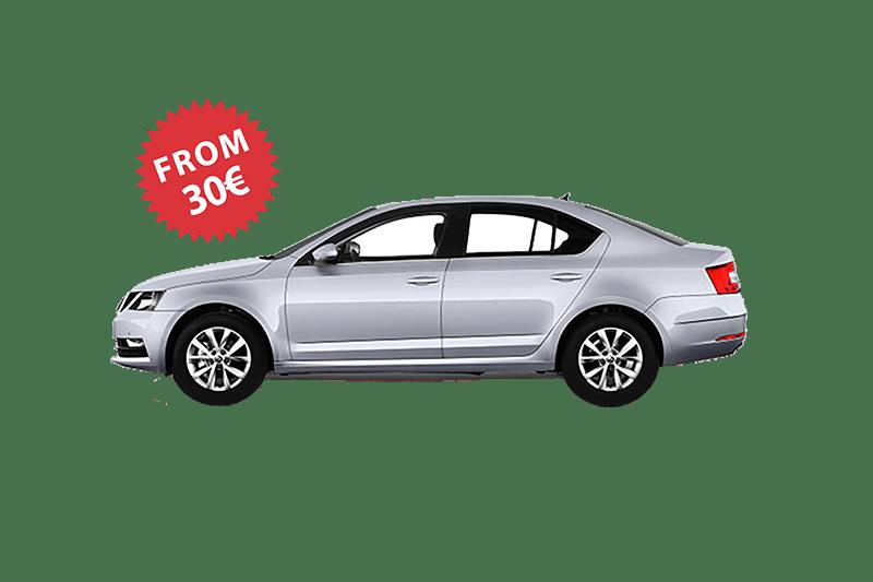 Rent a car Beograd skoda octavia