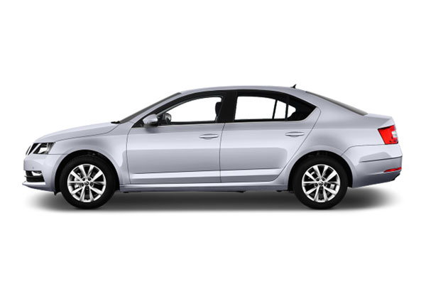 rent a car u skoda octavia